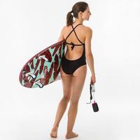 Maillot de bain de surf 1 pièce femme dos X ou H dégagé ANDREA KOGA MALDIVES