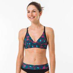 Haut de maillot de bain brassière de surf femme réglage dos BEA SUPAI ZENITH