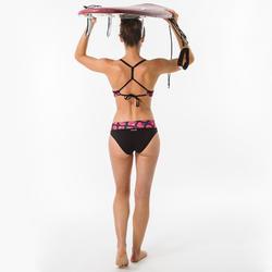 Bas de maillot de bain de surf femme taille haute gainante NORA SUPAI DIVA
