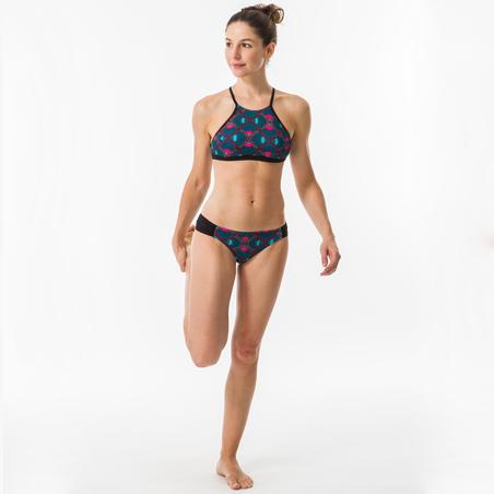Panty de Bikini Surf Niki Supai Zenith Mujer Talle Bajo
