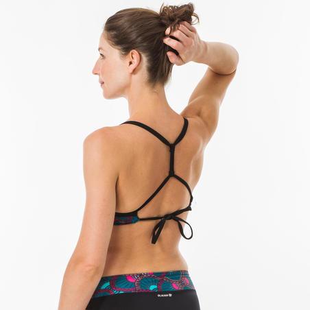 Brassier-top Bikini Bea Supai Zenith Mujer Ajuste Espalda