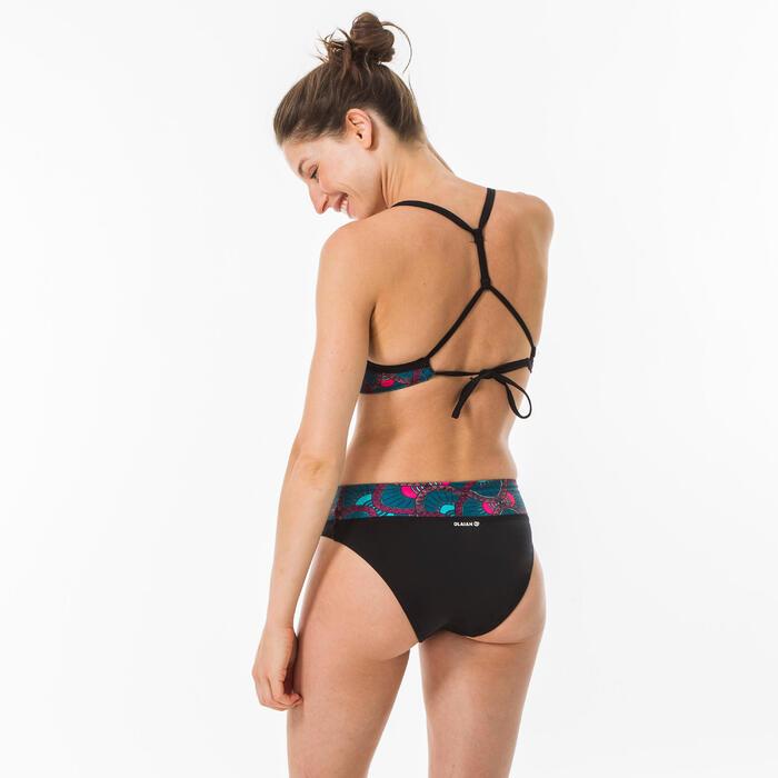 Bikinibroekje voor surfen Nora Supai Zenith hoge taille