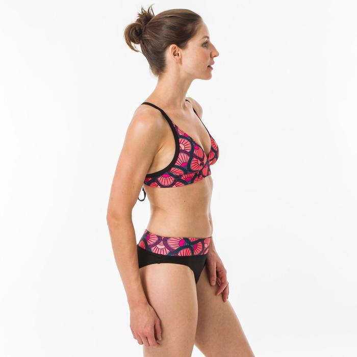 NORA SUPAI DIVA Women's high-waisted surfing swimsuit bottoms