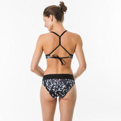 Haut de maillot de bain brassière de surf femme réglage dos BEA AKARU