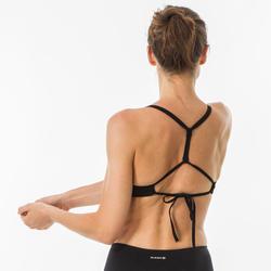 swimsuit top with double adjustable back BEA NOIRE-Women's
