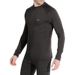 Thermoshirt heren wintersport - Wed'ze Freshwarm zwart