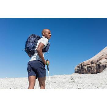 Herenshort voor fast hiking FH500 marineblauw