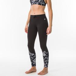Leggings mit UV-Schutz Surfen 500 Akaru Damen