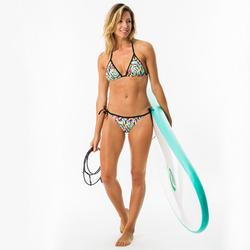 Bikinibroekje voor surfen Sofy Tobi Cook striksluiting