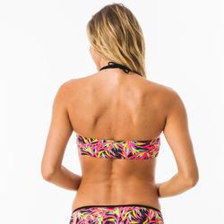 Bikinitop dames Lori Tobi Diva bandeau nekbandje uitneembare pads