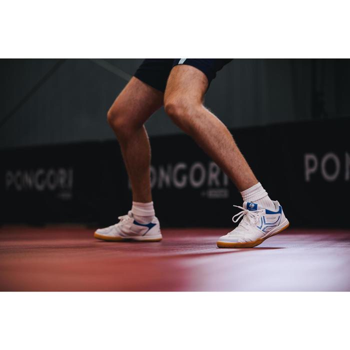 桌球鞋TTS 500-白色