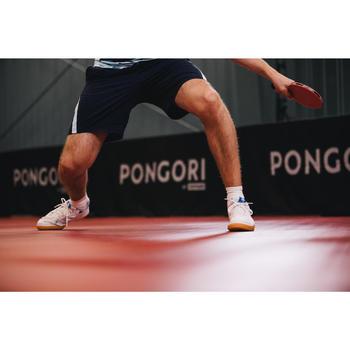 TTS 500 Table Tennis Shoes - White