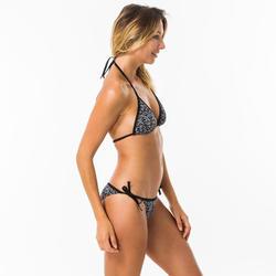 Haut de maillot de bain femme triangle coulissant MAE ETHNI