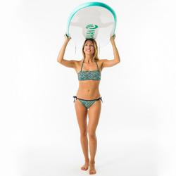 Bandeau bikini top voor dames Laura Foly met uitneembare pads