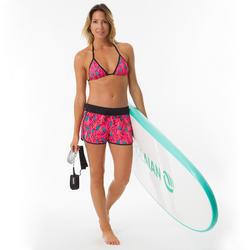 Dames triangle bikini top Mae Hosu met schuifcups en uitneembare pads