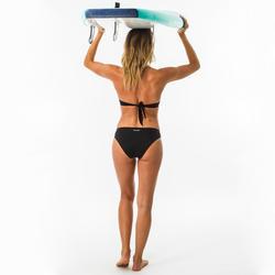 Push-up bikini top met padding Dames Elena zwart