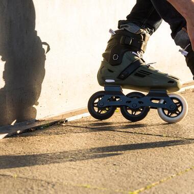Zelf je skatewieltjes wisselen voor geleidelijke slijtage