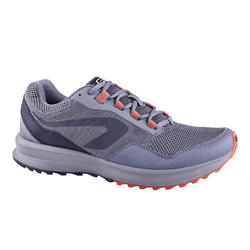 MEN'S RUN ACTIVE GRIP JOGGING SHOES - GREY