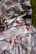 MASKOVACÍ OBLEČENÍ NA ČÍHANOU Myslivost a lovectví - LOVECKÁ BUNDA 3V1 MASKOVACÍ SOLOGNAC - Myslivecké oblečení