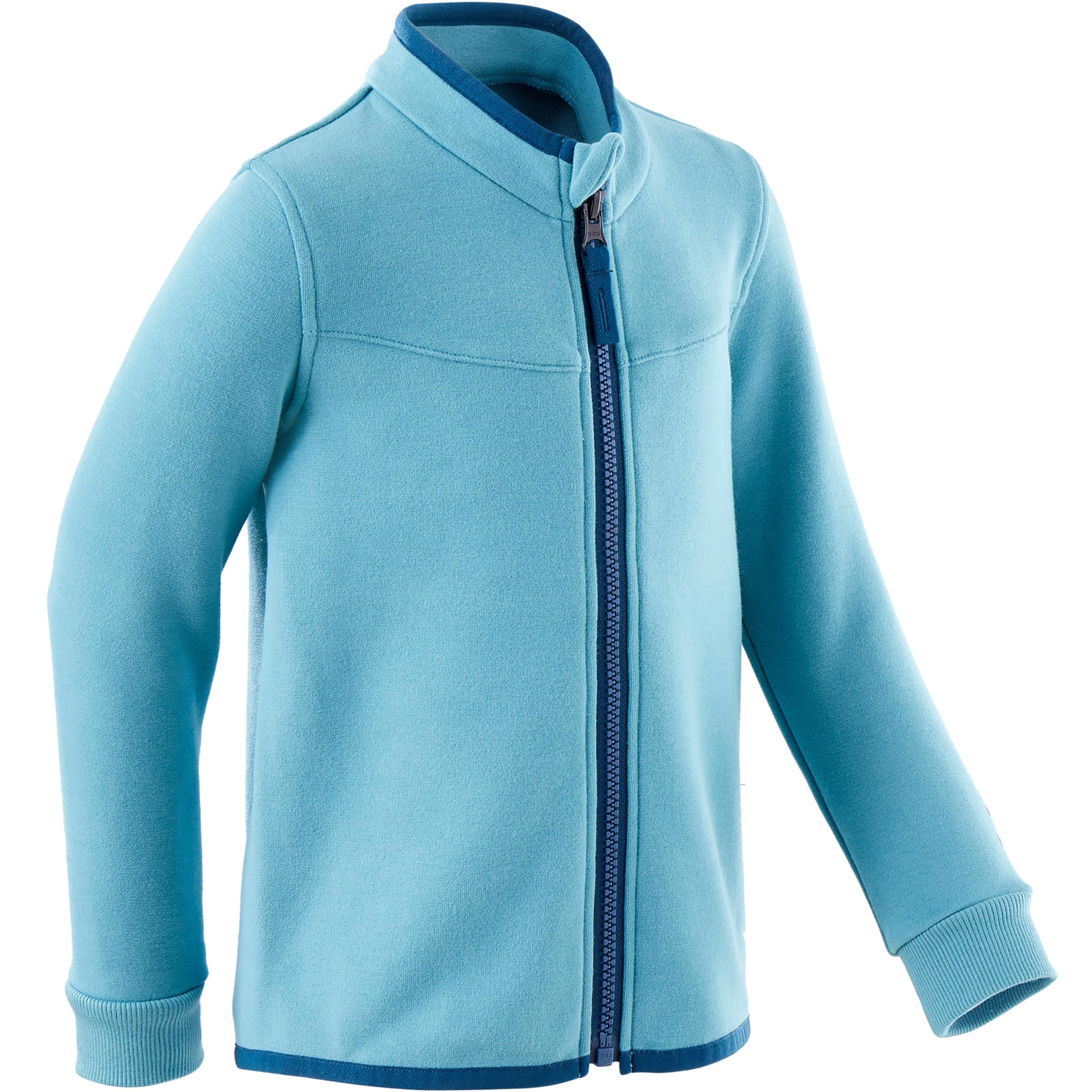 Jachetă 500 Baby Gym