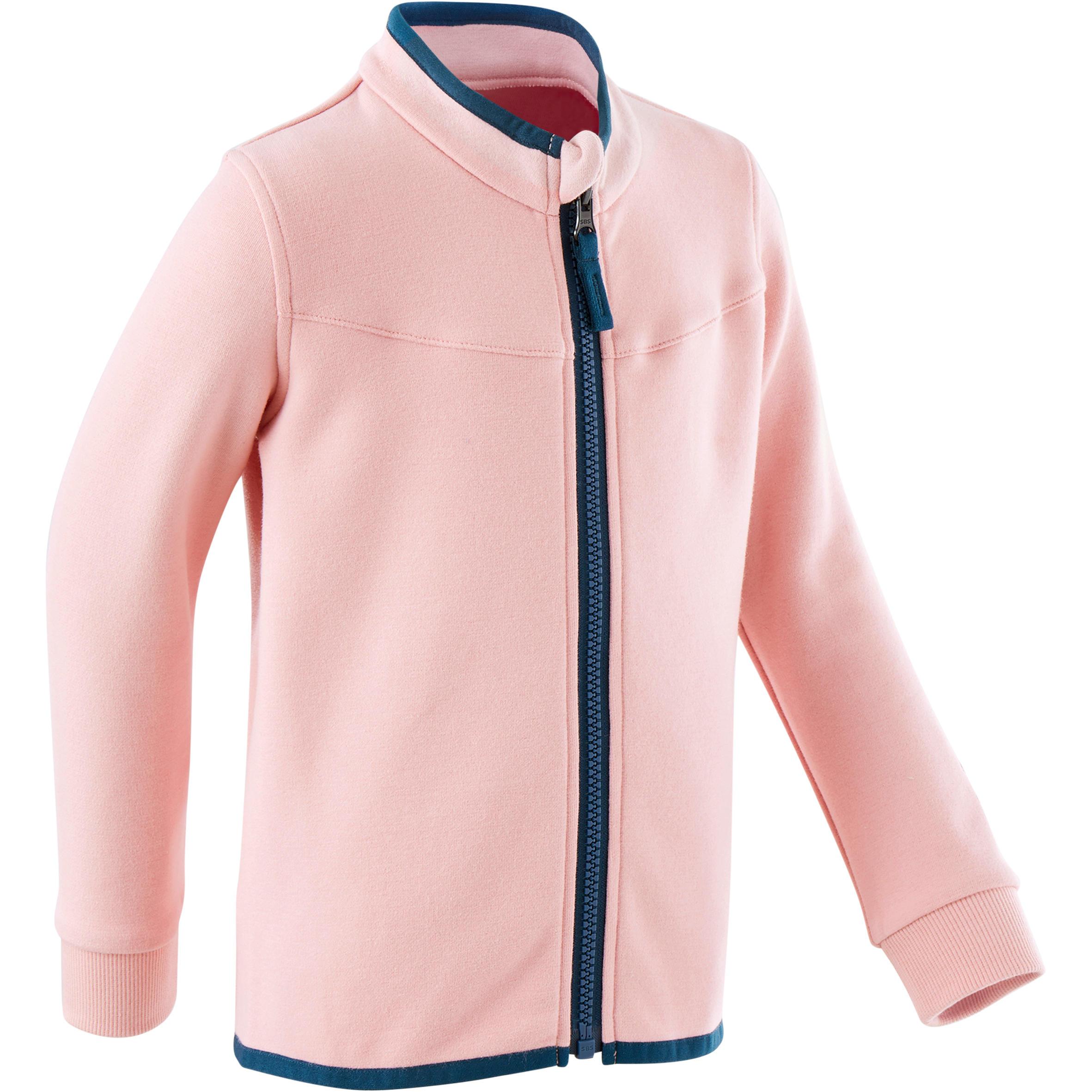 Jachetă 500 Baby Gym copii