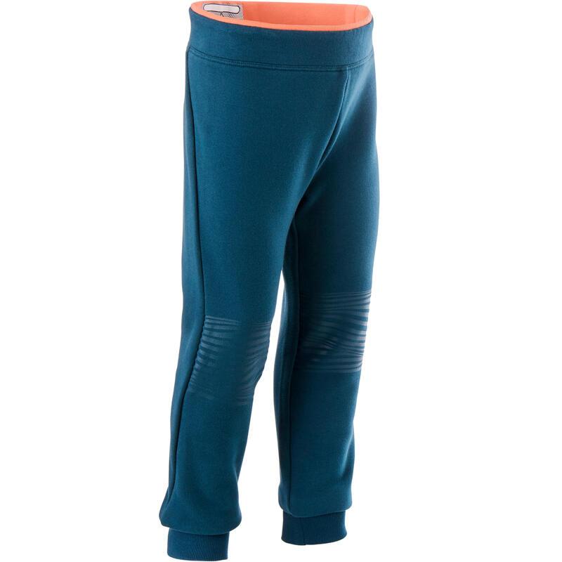 Pantalon de jogging respirant slim vert Baby Gym enfant