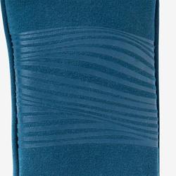 Pantalon 500 Baby Gym fille et garçon Bleu petrol
