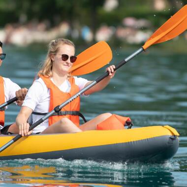 gilet canoe kayak