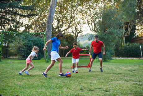 vacances à l amer : le sport continue !