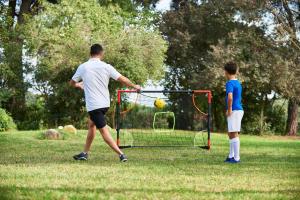 idées de jeux foot pour le jardin