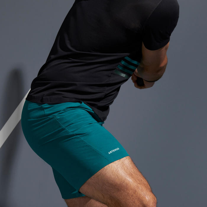 SHORT DE TENNIS HOMME TSH 900 LIGHT VERT