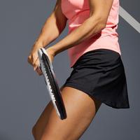 Women's Tennis Skirt SK Dry 100 - Black