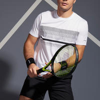 Men's Tennis T-Shirt TTS100 - White