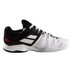 Tennisschoenen voor heren Propulse Fury zwart/wit multicourt