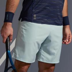 Tennisshort voor heren Dry TSH 500 groen