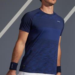 Men's Tennis T-Shirt TTS 500 Soft - Blue