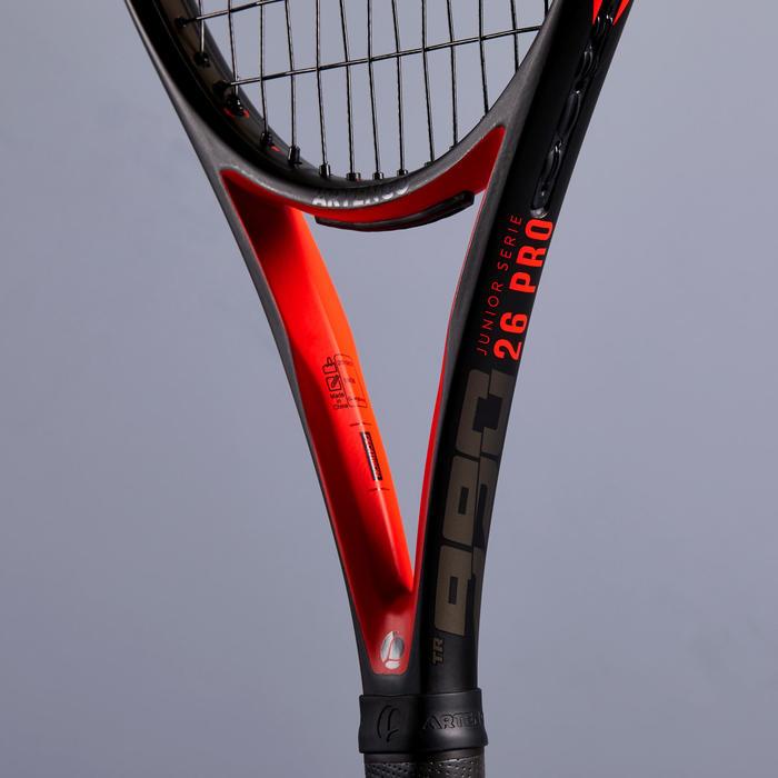 Tennisschläger Kinder TR990 Power 25 Zoll