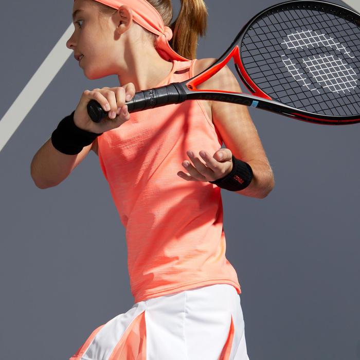 Girls' Tennis Tank Top 900 - Coral