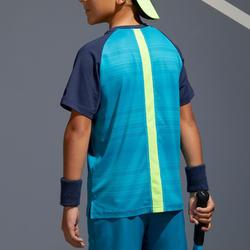 Kids' T-Shirt 500 - Navy Blue