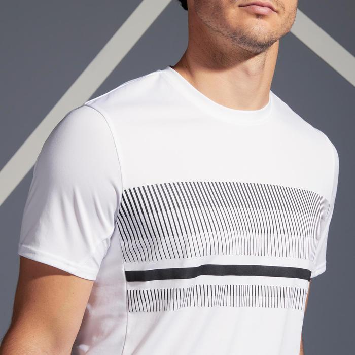 Men's Tennis T-Shirt TTS100 - White
