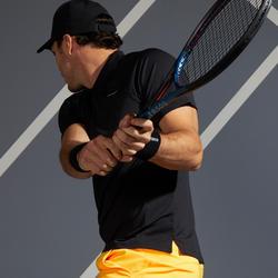 Tennispolo heren TPO 500 Dry zwart