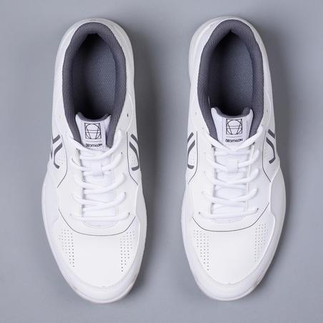 Sepatu Tenis Untuk Berbagai Lapangan TS110 - Putih