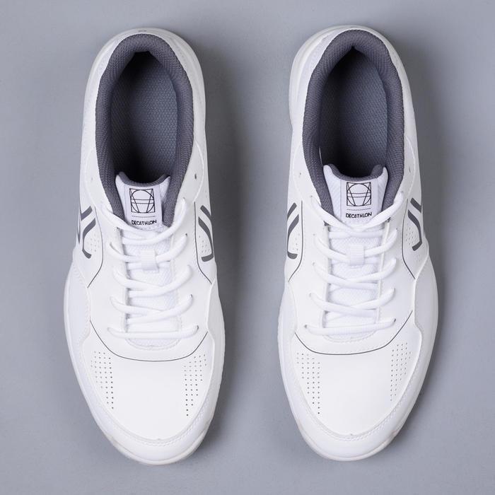 多場地適用款網球鞋TS110 - 白色