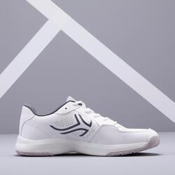 Tennisschoenen voor heren TS110 wit multicourt