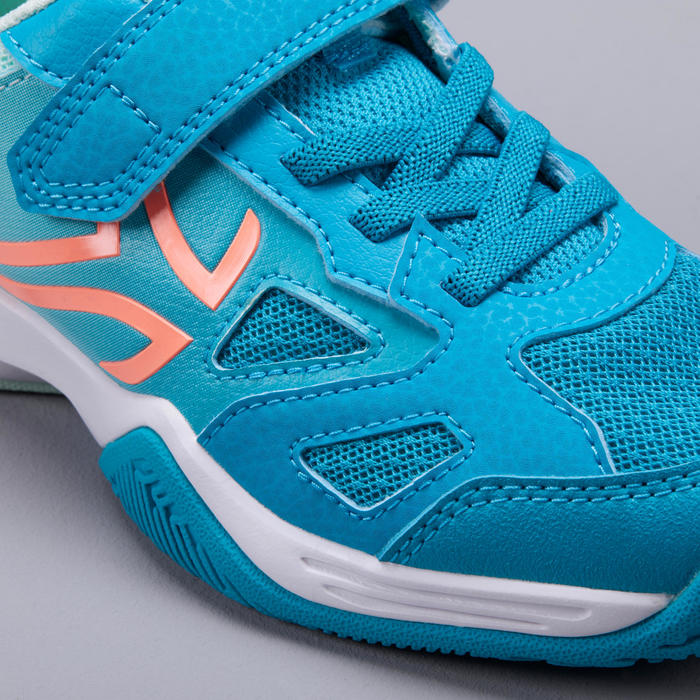 Kids' Tennis Shoes TS560 KD - Turquoise