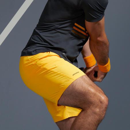 Men's Tennis Shorts TSH 900 Light - Yellow
