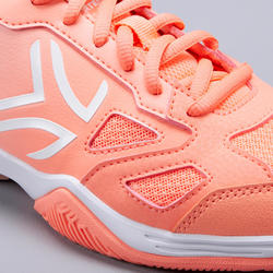 Kids' Tennis Shoes TS560 - Coral