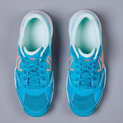 TS560 Kids' Tennis Shoes - Turquoise