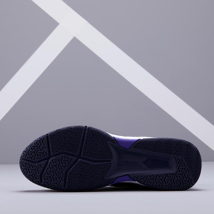 Men's Multi-Court Tennis Shoes TS160 - Navy
