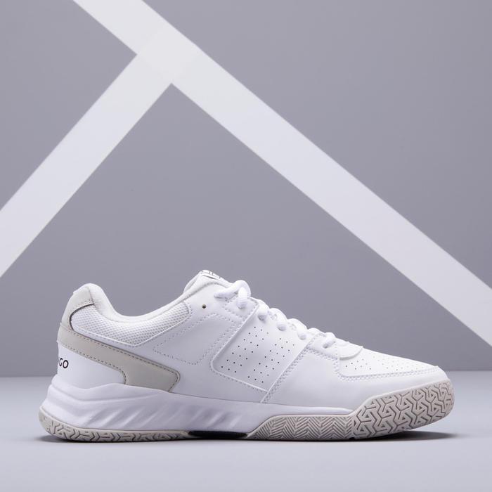 多場地適用款網球鞋TS160 - 白色
